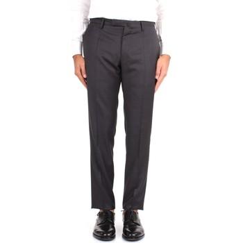 Abbigliamento Uomo Chino Incotex 1T0030 1393T Grigio