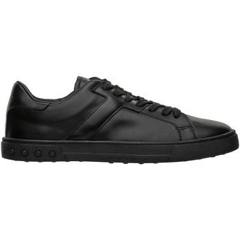 Scarpe Uomo Sneakers basse Tod's Sneaker In Pelle Nero