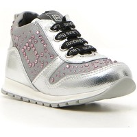 Scarpe Bambina Sneakers basse Laura Biagiotti LAURA B. 69902 ARGENTO