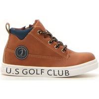 Scarpe Bambino Sneakers alte Golf Club 714 GIALLO