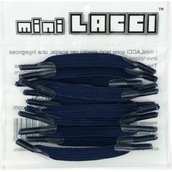 Accessori Accessori scarpe Minilacci MINI LACCI ELASTICI autobloccanti Blu