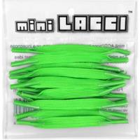 Accessori Accessori scarpe Minilacci MINI LACCI ELASTICI autobloccanti Verde
