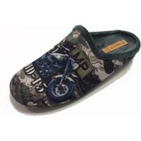 Scarpe Uomo Pantofole Dorea GG54 VERDE