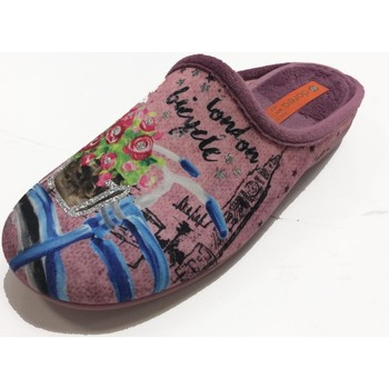 Scarpe Donna Pantofole Dorea LB46 MALVA