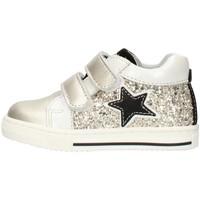 Scarpe Bambina Sneakers basse Balocchi 606224 Platino