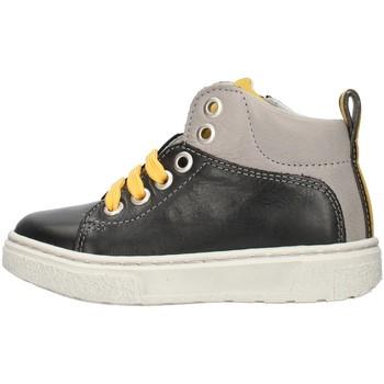 Scarpe Bambino Sneakers alte Balocchi 601728 Nero