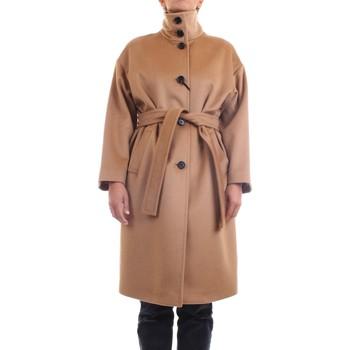 Abbigliamento Donna Cappotti Pennyblack 20140120 Cappotto Donna cammello cammello