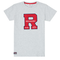 Abbigliamento Bambino T-shirt maniche corte Redskins TSMC180161-BLENDED-GREY Grigio