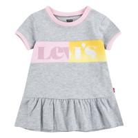 Abbigliamento Bambina Abiti corti Levi's 1EC694-G2H Grigio