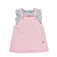 Abbigliamento Bambina Completo Levi's 1ED091-A4U Rosa