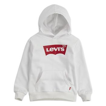 Abbigliamento Bambino Felpe Levi's BATWING HOODIE Bianco