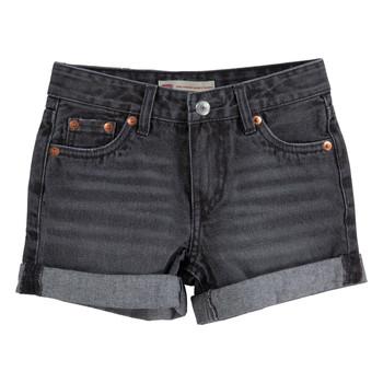 Abbigliamento Bambina Shorts / Bermuda Levi's 3E4536-D0K Grigio