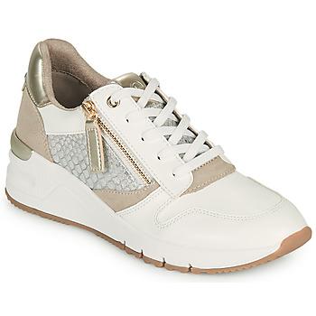 Scarpe Donna Sneakers basse Tamaris REA Bianco / Oro