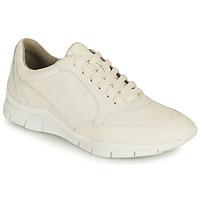 Scarpe Donna Sneakers basse Geox D SUKIE A Bianco