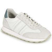Scarpe Uomo Sneakers basse Geox U FIDENZA B Bianco / Blu