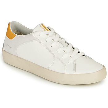 Scarpe Uomo Sneakers basse Geox U WARLEY A Bianco