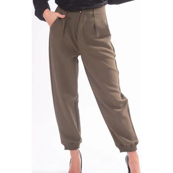 Abbigliamento Donna Chino Fracomina F320WP7001W05201 Colourless