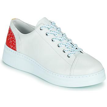Scarpe Donna Sneakers basse Camper RUNNER UP Bianco / Rosso