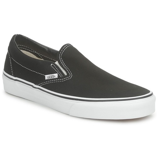 Vans Sneakers Classic Slip-On Nero E Verde