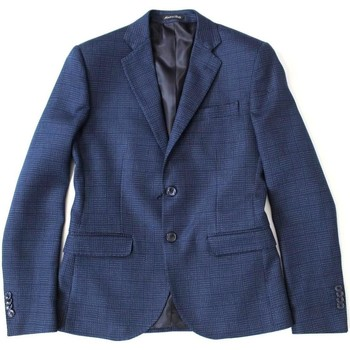 Abbigliamento Uomo Giacche Langella ATRMPN-22456 Blu