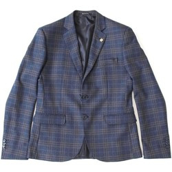Abbigliamento Uomo Giacche Langella ATRMPN-22458 Blu