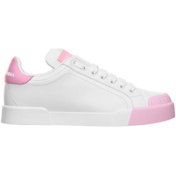 Scarpe Donna Sneakers basse D&G Sneaker Portofino Multicolore