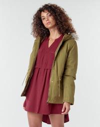 Abbigliamento Donna Cappotti Deeluxe LINA Kaki