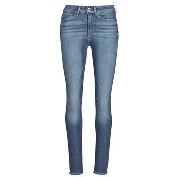 Abbigliamento Donna Jeans skynny G-Star Raw 3301 Ultra High Super Skinny Wmn Dk