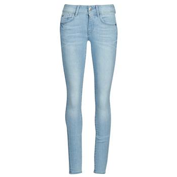 Abbigliamento Donna Jeans skynny G-Star Raw Lynn Mid Skinny Wmn NEW Lt