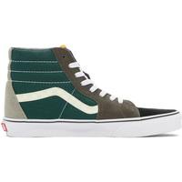 Scarpe Sneakers alte Vans UA SK8 HI VN0A4BV6 1IB Verde