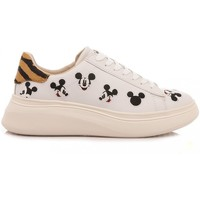 Scarpe Donna Sneakers basse Moa Master Of Art Master Of Art Sneakers Donna MD477 bianco