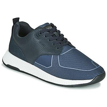Scarpe Uomo Sneakers basse BOSS TITANIUM RUNN TBJQ Blu