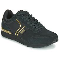 Scarpe Uomo Sneakers basse BOSS ARDICAL RUNN NYMX2 Nero / Oro