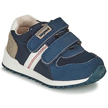 Scarpe Bambino Sneakers basse Bisgaard STEVIE Marine