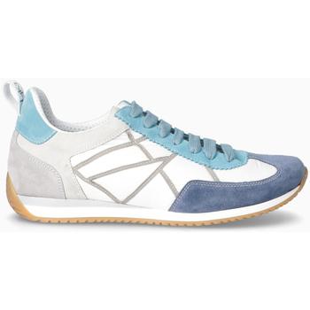 Scarpe Uomo Sneakers basse L4k3 Sneakers BLU