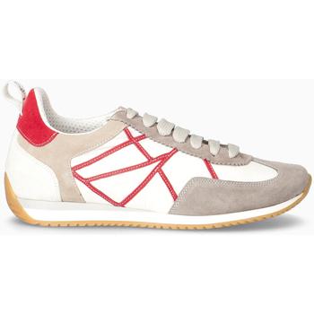 Scarpe Uomo Sneakers basse L4k3 Sneakers GRIGIO