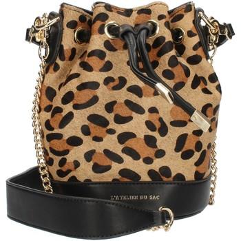 Borse Donna Borse a mano Pash Bag DOROTHYFUNNYFACE Maculato