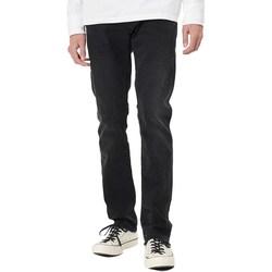 Abbigliamento Uomo Jeans slim Carhartt i024947-32-mwornw Nero