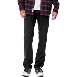 Abbigliamento Uomo Jeans slim Carhartt i024947-32-rinsed Slim Uomo Nero Nero