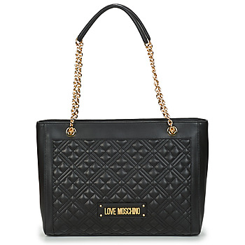Borse Donna Tote bag / Borsa shopping Love Moschino JC4006PP1C Nero