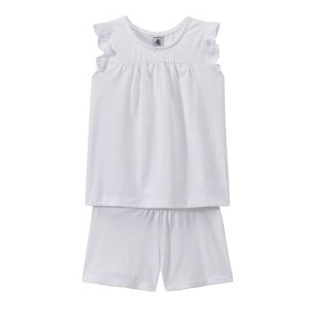 Abbigliamento Bambina Pigiami / camicie da notte Petit Bateau FRIDGET Multicolore