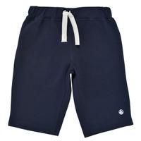Abbigliamento Bambino Shorts / Bermuda Petit Bateau LAVIEN Marine