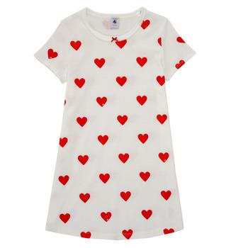 Abbigliamento Bambina Pigiami / camicie da notte Petit Bateau MARAMA Multicolore