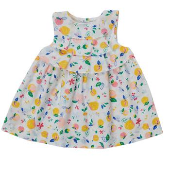 Abbigliamento Bambina Abiti corti Petit Bateau MELIANA Multicolore