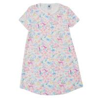 Abbigliamento Bambina Pigiami / camicie da notte Petit Bateau MARTINE Multicolore