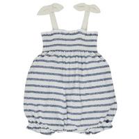 Abbigliamento Bambina Tuta jumpsuit / Salopette Petit Bateau MILLY Multicolore