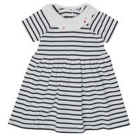 Abbigliamento Bambina Abiti corti Petit Bateau MEGHANE Multicolore