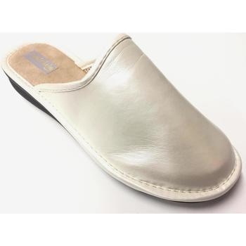Scarpe Donna Pantofole Patrizia Azzi ATRMPN-22507 Beige