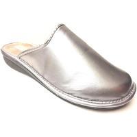 Scarpe Donna Pantofole Patrizia Azzi ATRMPN-22508 Grigio