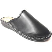 Scarpe Donna Pantofole Patrizia Azzi ATRMPN-22509 Nero